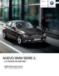 NUEVO BMW SERIE .