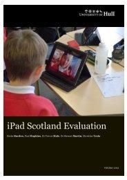 Scotland-iPad-Evaluation