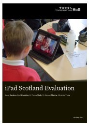 Scotland-iPad-Evaluation