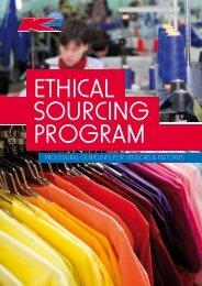 procedural guidelines for vendors & factories - Kmart Supplier