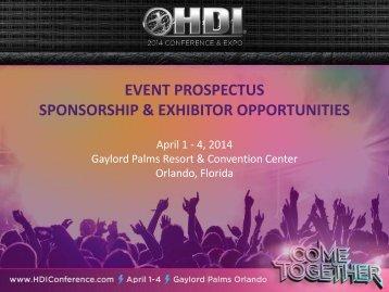 HDI Annual 2014 Prospectus - UBM TechWeb