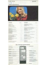 Faxafdruk op volledige pagina - Marcel's TV Museum