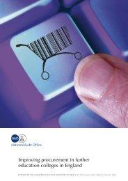 Full report (pdf - 1021KB) - National Audit Office