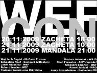 20:11:2009 zachęta 18:00 21:11:2009 zachęta 10:00 21:11:2009 ...