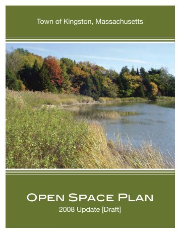 Open Space Plan - Town of Kingston