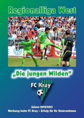 Regionalliga West - FC Kray