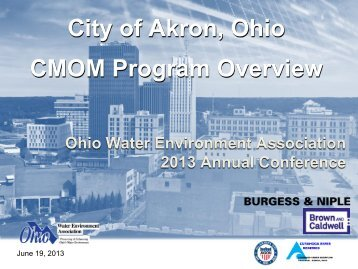 pdf file - Ohio Water Environment Association