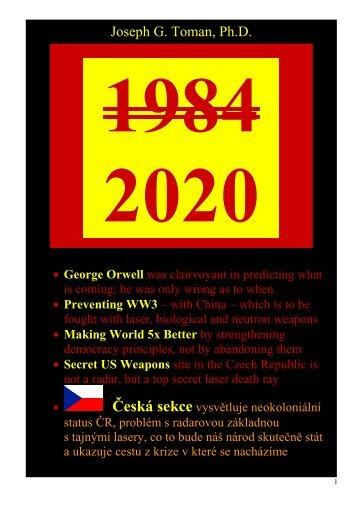 kniha 2020 - CZECH - 140 stránek - velký soubor - otevírá …