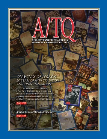 A/TQ covers - Airlift/Tanker Association
