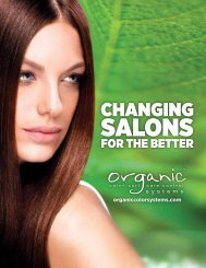 CHANGING - Absolute Transformation Organic Salon