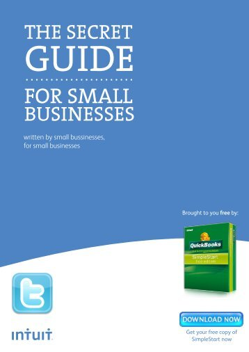 FOR SMALL - International - Intuit