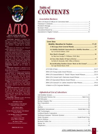 ATQ Fall 2004 (pages) for pdf - Airlift/Tanker Association