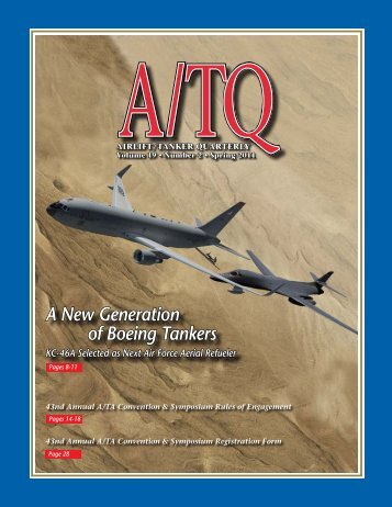 A New Generation of Boeing Tankers - Airlift/Tanker Association