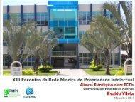 Palestra ministrada por Prof. Dr. Evaldo Ferreira Vilela