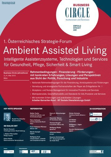 Ambient Assisted Living - ZIT