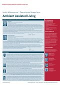 Ambient Assisted Living - ZIT - Seite 5