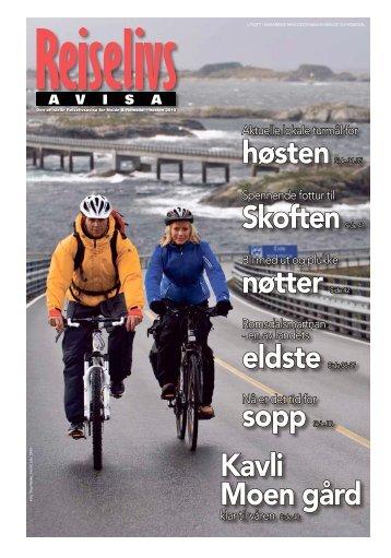 Avisa Romsdal høsten 2010 - Visit Molde