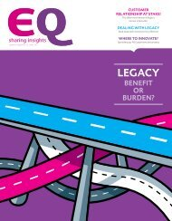 EQ Magazine 2nd edition - Equens