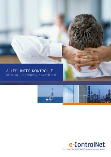 e ControlNet - AVANTGARDE Business Solutions GmbH