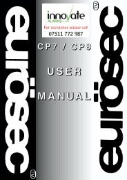 ademco accord xpc user manual
