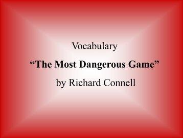 Vocabulary PowerPoint-PDF