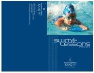 swim lessons - Renaissance ClubSport