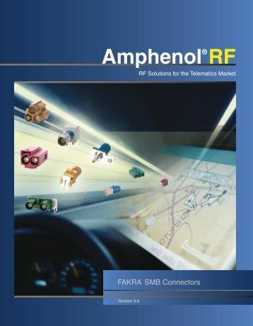 Amphenol® RF www.amphenolrf.com