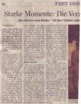 Starke Momente, die verzaubern - Theater Laboratorium - Seite 2