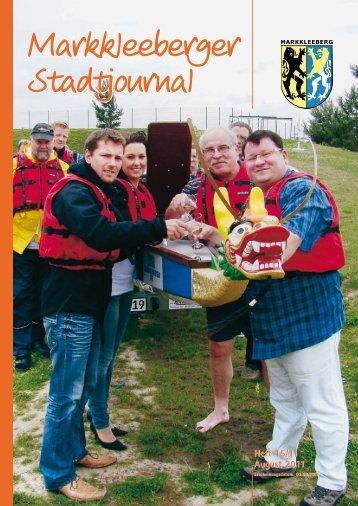 Heft 15/11 August 2011 Heft 15/11 August 2011 - Druckhaus Borna