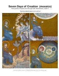 Seven Days of Creation (mosaics)