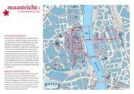 Mooi Maastricht route Beautiful Maastricht tour - VVV Maastricht