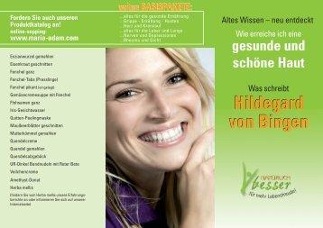 BASISPAKET - Maria Adam Naturprodukte