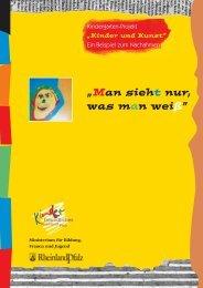 Kinder und Kunst - Kinderrechte Rheinland-Pfalz