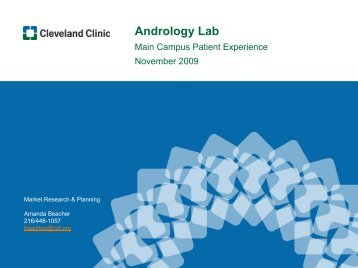 Andrology Lab and Sperm Bank