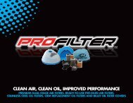 oil filters - Maxima Racing Lubricants