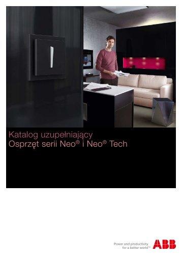 Katalog uzupełniający Osprzęt serii Neo® i Neo® Tech - Hydraulika