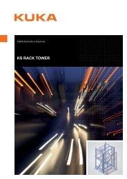 KS RACK TOWER - KUKA Systems