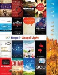 Fall 2013 NRTC - Gospel Light Worldwide