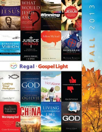 Fall 2013 NRTC - Gospel Light Worldwide