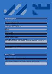 Generelle oplysninger Studie på Aarhus Universitet: Fransk sprog ...