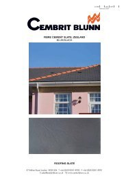 Download Product Brochure [ PDF 245 KB ] - Raven Roofing Supplies