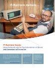 Anspruchsvolle Projekte für Fachleute weltweit - Seite 2