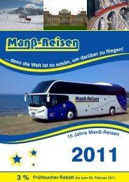 2011 - Manß Reisen in Lüdenscheid
