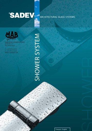architectural glass systems - Mab Glas Skandinavien ApS
