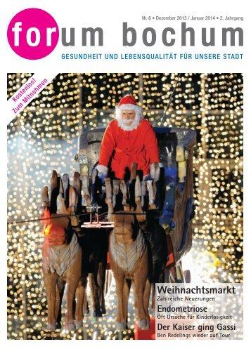 Dezember 2013 / Januar 2014 - Forum Bochum