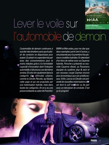 salon de Francfort - Magazine Sports et Loisirs