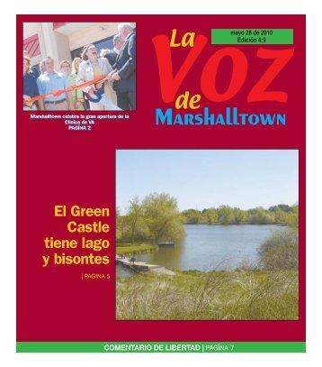 Marshalltown - Times Republican