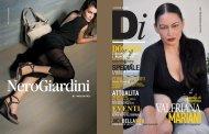 Donna Impresa Magazine COVER Valeriana Mariani Editore e Presidente Di magazine