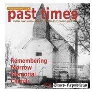 Remembering Morrow Memorial Church ... - Times Republican