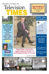 0808 TV Times-Mtown.qxd - Times Republican